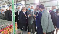"""مؤسسة """"بريلكس"""" لمنتجات مواد التنظيف مدعوة إلى رفع نسب الإدماج والتوجه نحو الأسواق الخارجية"""