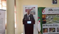 زغدار يثني على مساهمة الشركة الجزائرية القطرية للصلب AQS في تغطية الطلب المحلي
