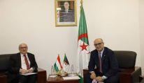عرض فرص التعاون والشراكة بين الجزائر والمجر في إنتاج الطاقة الحيوية والهيدروجين الأخضر